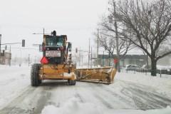RDP-PAT: baisse considérable des plaintes de déneigement cet hiver