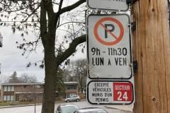 Coronavirus : la Ville modifie ses règlements de stationnement