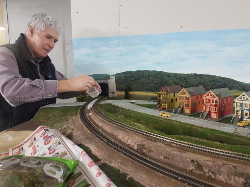 Les modélistes ferroviaires annulent leurs portes ouvertes