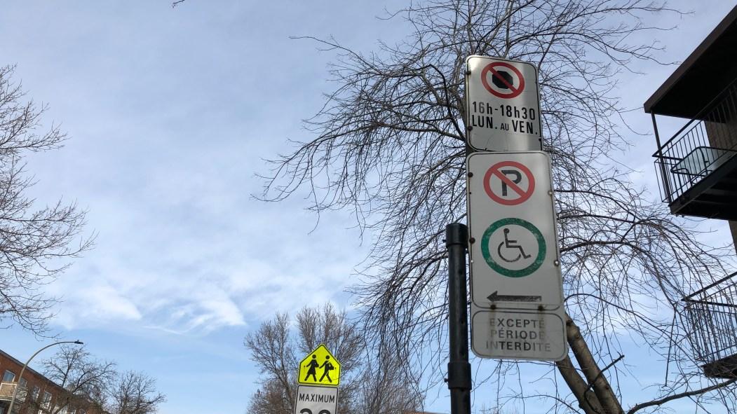 Les interditions de stationnement ne sont pas levées malgré la crise du coronavirus