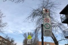 Coronavirus : les interdictions de stationnement toujours en vigueur