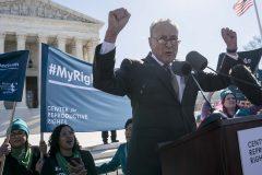 Le chef de la Cour suprême tance des propos «dangereux» d'un leader démocrate