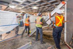 Les syndicats réclament la suspension des chantiers