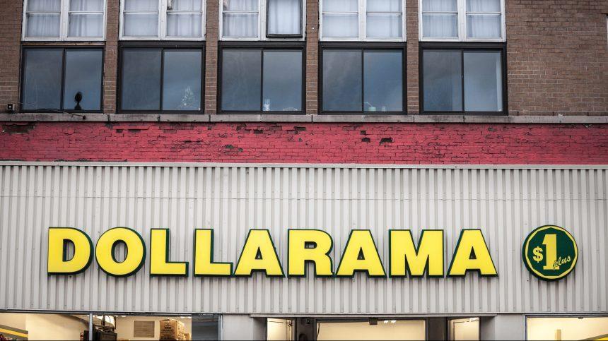 Reconnu comme un «commerce essentiel», Dollarama reste ouvert