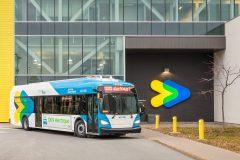 STM: les nouveaux bus électriques moins accessibles aux personnes handicapées
