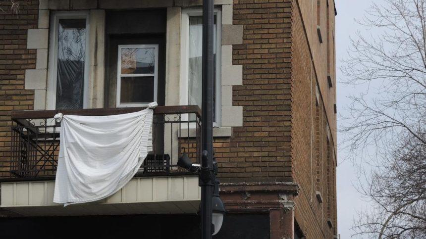Sans bail au 1er juillet, des locataires demandent l'aide de Québec