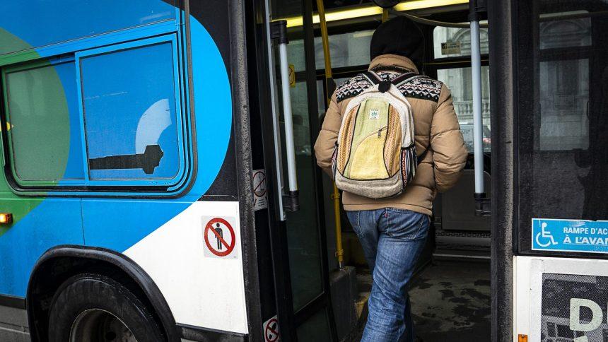 Dépistage: des bus de la STM deviendront des cliniques mobiles