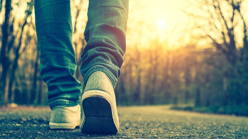 La marche et le vélo pour demeurer en santé