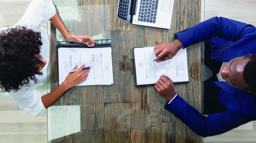 Cinq erreurs à éviter dans le CV