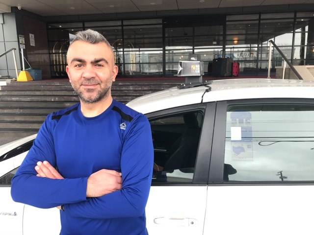 Période creuse pour l'industrie du taxi