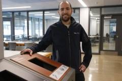 Le compostage fait sa place au cégep de Saint-Laurent