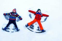Des activités originales pour jouer dans la neige