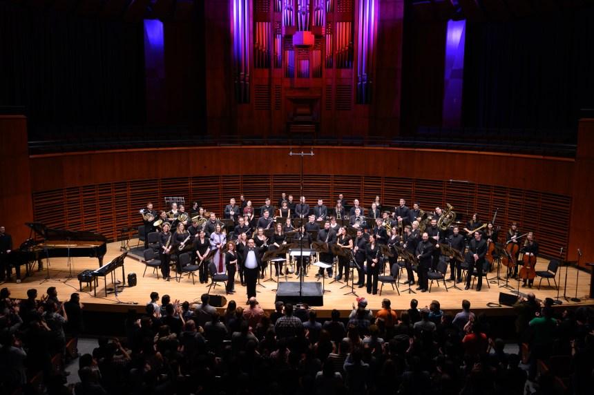 L'Orchestre de jeux vidéo veut inspirer au cégep de Saint-Laurent