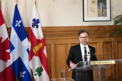 Face au coronavirus : conjuguer services essentiels, sécurité et solidarité, le défi du maire Croteau