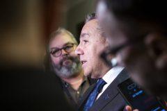 François Legault s'attaque à la «partisanerie» des libéraux