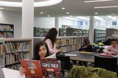 La bibliothèque du Vieux Saint-Laurent entre tradition et modernité
