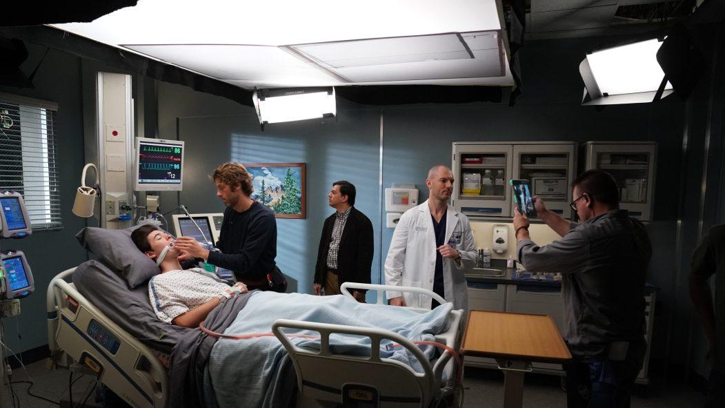 Grey's Anatomy masques