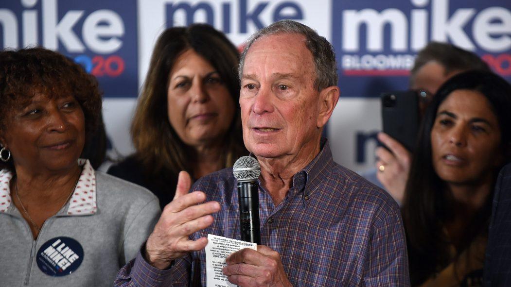 Primaire démocrate: Bloomberg se retire apporte son soutien à Joe Biden