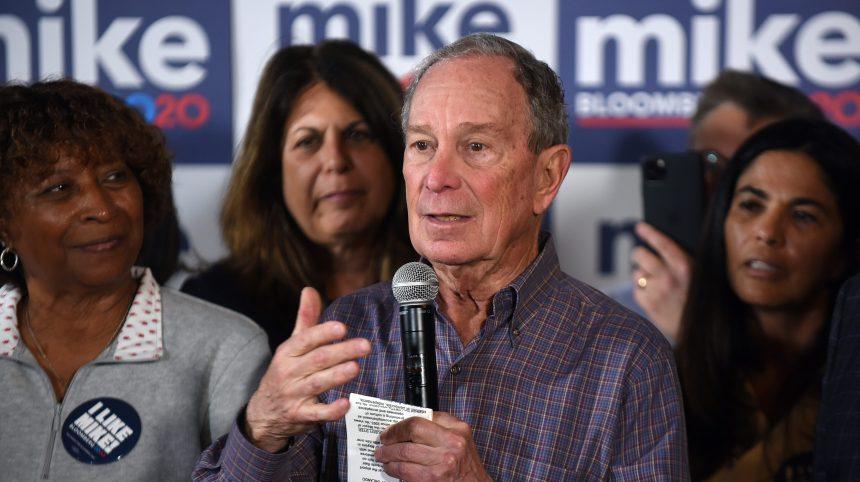 Primaire démocrate: Bloomberg se retire, apporte son soutien à Joe Biden