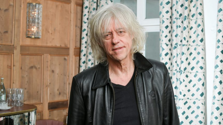 Band Aid: Bob Geldof ressuscite le groupe The Boomtown Rats