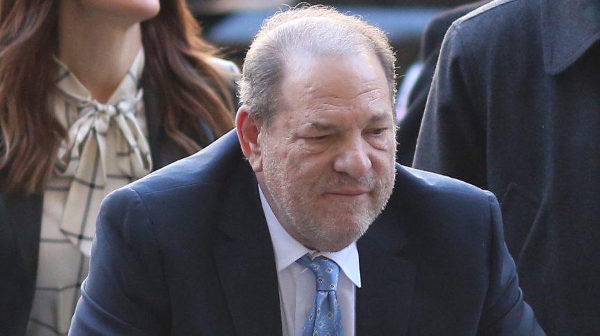 Weinstein condamné à 23 ans de prison pour viol et agression sexuelle