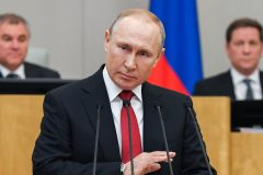 Poutine va sûrement pouvoir se représenter pour deux autres mandats