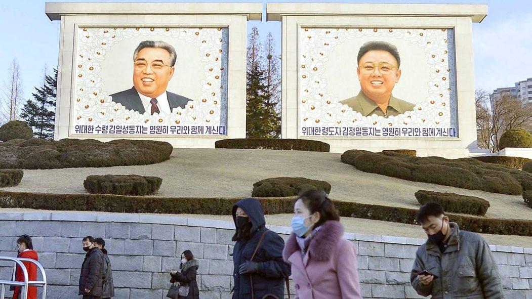 En pleine pandémie du coronavirus, la Corée du Nord tire deux missiles