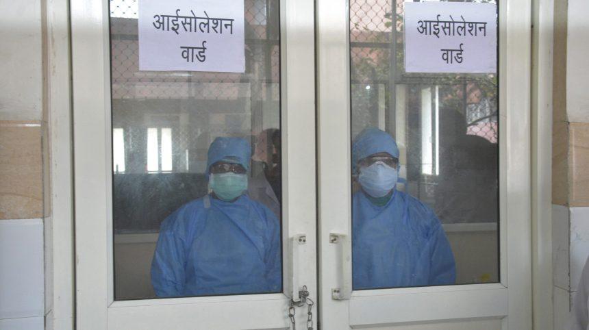 Plus de cas de coronavirus dans le reste du monde qu'en Chine