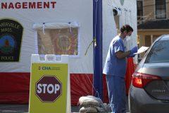 Coronavirus aux États-Unis: une aide sociale de 100 milliards de dollars