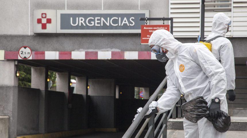Espagne: augmentation de 30% des décès liés au coronavirus en 24h