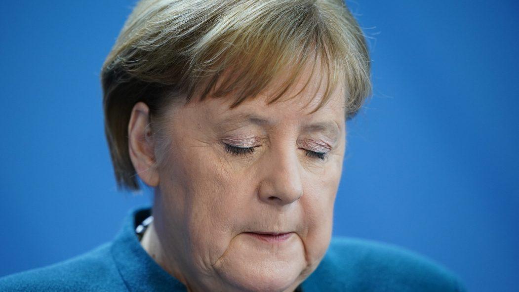 Coronavirus: Merkel en quarantaine, un sénateur américain testé positif
