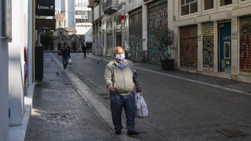 Coronavirus: la Grèce en confinement général dès lundi