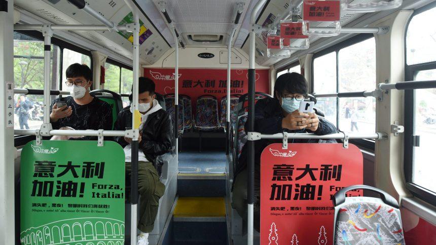 COVID-19: assouplissements du confinement dès mardi en Chine