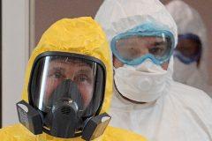 Coronavirus: Poutine suggère aux Russes de ne pas sortir