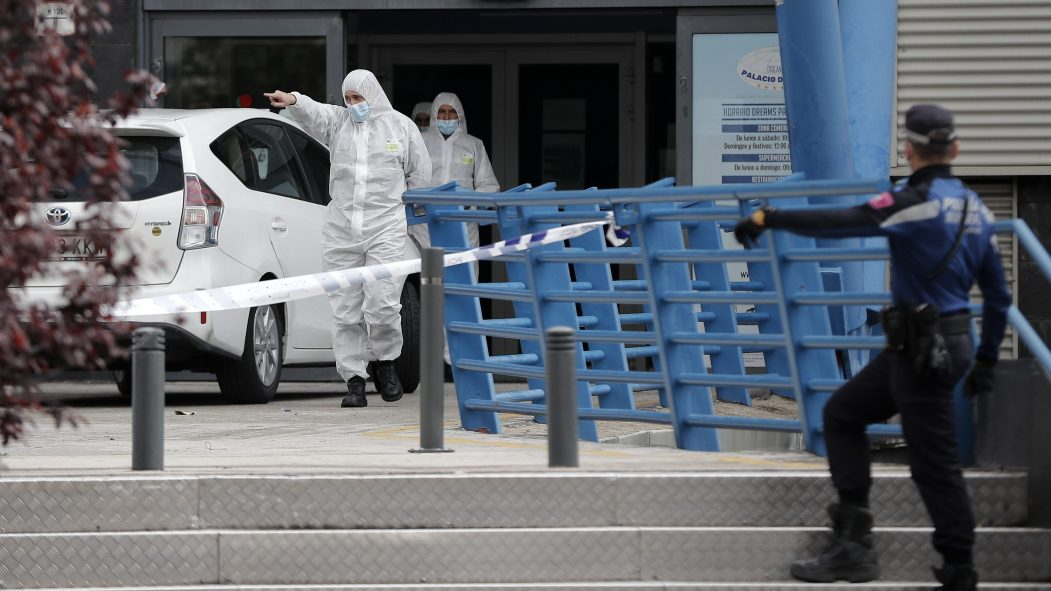 Flambée des décès en Espagne, hausse en Italie après un répit