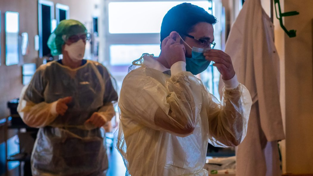 coronavirus 100 000 morts