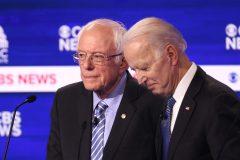 Primaires démocrates: le duel Biden-Sanders perturbé par le coronavirus