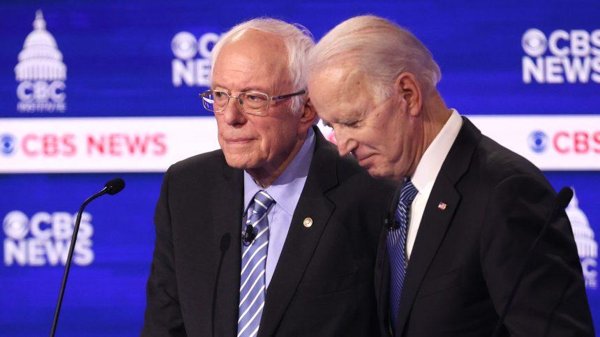 Sanders et Biden: les démocrates face à deux visions très différentes