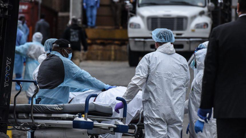 Le coronavirus fait désormais plus de morts aux États-Unis qu'en Chine