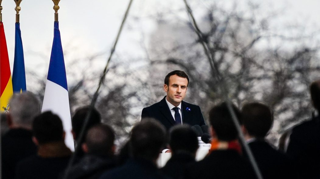 France opération militaire