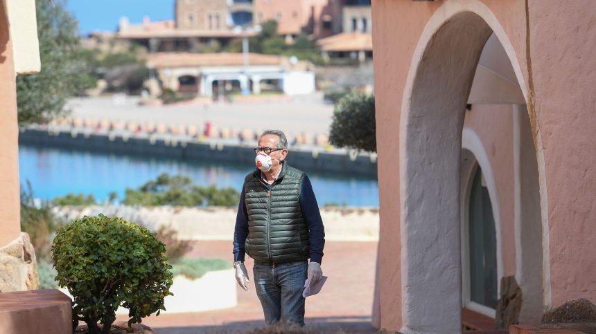 Italie: 250 nouveaux décès liés au coronavirus en 24 heures, un record