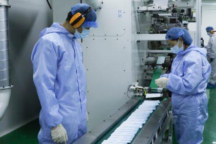 Coronavirus: la Chine veut dissiper les craintes sur la qualité de ses masques