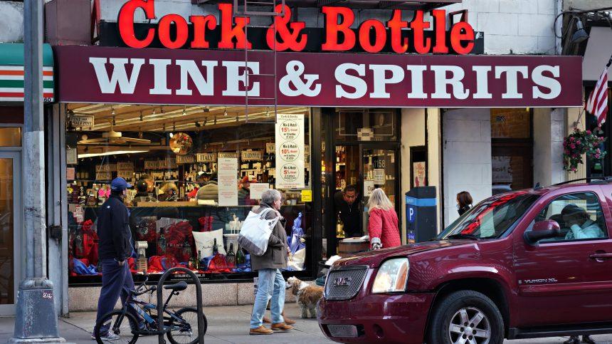 New York essaie d'oublier le coronavirus grâce à l'alcool