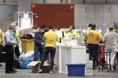 Plus de 2000 morts en Espagne, où l'épidémie de coronavirus s'intensifie