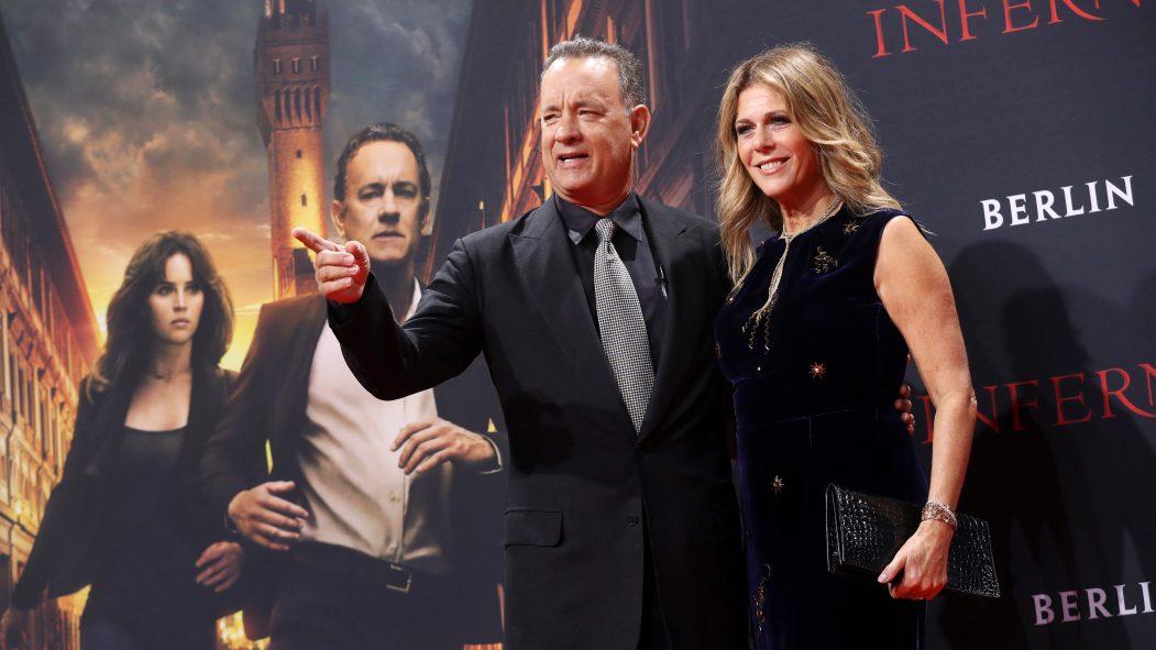 Tom Hanks coronavirus