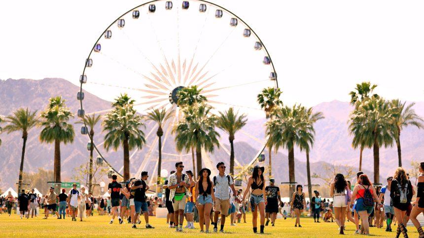 Coachella 2022: YouTube diffusera en direct des concerts