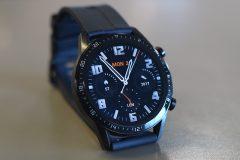 Essai de la Huawei Watch GT2: surtout pour l'autonomie