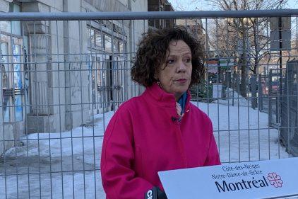 Théâtre Empress: Sue Montgomery envisage une démolition d'ici la fin 2021