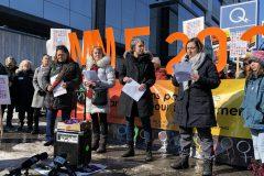 Violences faites aux femmes: des organismes exigent des gestes concrets