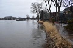Le lac Saint-Louis atteint le seuil d'inondation mineure
